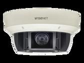 PNM-9081VQ: Hanwah Techwin Multi-sensor Multi-directional camera