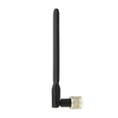 SC-121W | SureCall Wide Band Omni-Directional 50 Ohm Indoor Whip Antenna with N-Male Connector