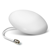 SC-228W | SureCall SureCall Ultra Thin Antenna™ | Low-Profile Wide Band Omni-Directional 50 Ohm Ceiling-Mount Indoor Dome Antenna with N-Female Connector