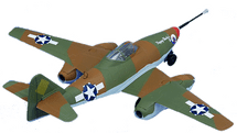 "ME-262A-1A/U4 Messerschmitt US Army Air Force ""Happy Hunter II"""