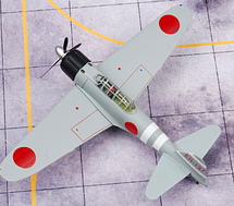 A6M2 Zero-Sen/Zeke IJNAS Zuikaku Flying Group, EII-137, Pearl Harbor, December 7th 1941