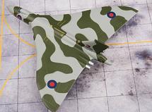 Vulcan B.Mk 2 RAF No.50 Sqn, XM598, Wideawake Air Base