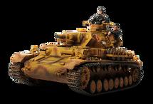 German Panzer IV Ausf. F - Kursk, 1943