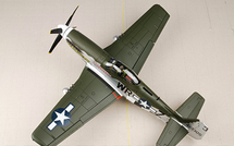 "P-51D Mustang USAAF 355th FG, ""The Hun Hunter from Texas"", Henry Brown"