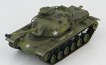 M48A2 Patton 1st Cavalry Division, US Army, Korea, 1963