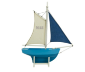Blue Sailer, MA8 Authentic Models