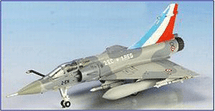 "Mirage 2000C French Air Force ""FRANCE FLAG"""