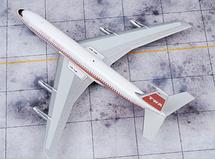 TWA Boeing 707-331B, N8730