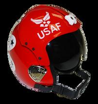 """Pilot Helmet """"USAF"""" US Air Force Thunderbirds Mini Helmet"""