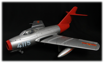 "MIG-15, PLAAF J-2(F-2) ""Fox Tail"" Korean War"