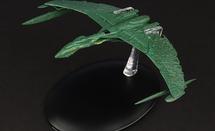 Valdore-class Warbird Romulan Empire, IRW Valdore, w/Magazine