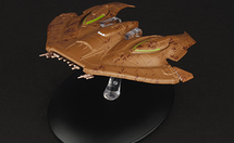 Nausicaan Raider Eaglemoss Collections - Star Trek Collection