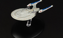 Sovereign-class Starship Starfleet, USS Enterprise NCC-1701-E, w/Magazine