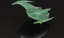 Romulan Bird-of-Prey Romulan Empire, w/Magazine