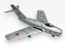 MIG-15 ‰ÛÏRed 9‰Û FAG-2, East Germany, 1953