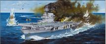 U.S. Navy Aircraft Carrier CV-5 USS Yorktown 1943 (Model Kit)