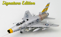 F-100D Super Sabre - Signature Version 1st Lt. Joe H. Engle