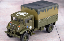 CMP Truck Canadian Army 1st Infantry Div