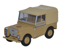 Land Rover Series I British Army 34th Light Anti-Aircraft Rgt