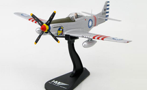 """P-51D Mustang """"P-14275,"""" 21st Squadron, 4th Fighter Group"""