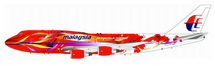 Malaysian 747 Hybiscus w/ Stand