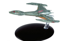 Raptor-class Battlecruiser Klingon Empire, w/Collector Magazine