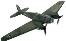 He 111P Luftwaffe KG 4, 5J+CN, Fornebu, Oslo
