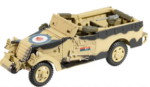 M3A1 Scout Car RNZA 5th Field Rgt NZ Artillery