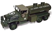 CCKW 2.5 Ton Fuel Truck USAAF, Normandy, France
