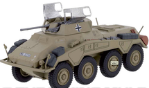 Sd.Kfz.234/1 Puma German Army France