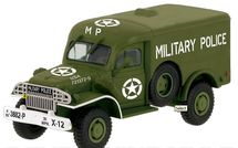 WC 54 4x4 Truck US Army Military Police, Germany