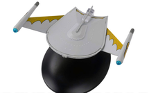 Romulan Bird-of-Prey Romulan Empire, w/Collector Magazine