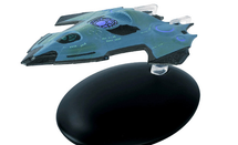 Wells-class Timeship Starfleet, USS Relativity, w/Magazine