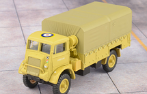 QLD Cargo Truck British Army RASC, 1942