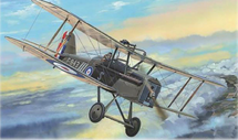 S.E.5a Royal Aircraft Factory (Model Kit)