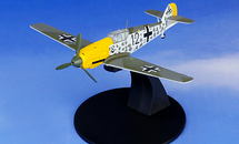 Bf 109E Diecast Model Luftwaffe 2./JG 51