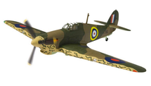 Hurricane Mk I RAF No.80 Sqn, V7795, William Vale, Maleme, Crete