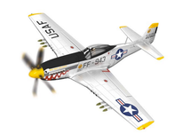"F-51D Mustang USAF 18th FBG, #44-12953 ""Was that too fast?"""