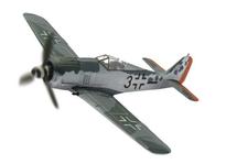 "Fw 190F Luftwaffe II./SG 2, ""Black 3"", Eugen Lorcher"