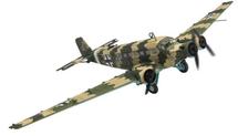 Ju 52 Luftwaffe II./KG zbV 1, 4U+NH, Crete