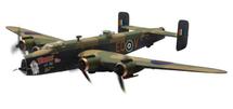 "Halifax B.Mk VII PN230 ""Vicky the Vicious Virgin"""