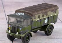 Matador British Army Gordon Highlanders 2nd Btn Diecast Model