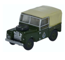 "Land Rover Series I, 88"" Canvas – Civil Defence Corps"