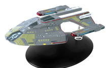 Norway-class Starship Starfleet, USS Budapest NCC-64923, w/Magazine