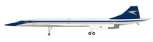Concorde BOAC G-BOAC Polished