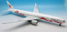 "Air China  B777-300  B-2006 ""Love China"" with stand"