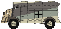 "AEC ""Dorchester"" Armoured Command Vehicle – ""Max"""