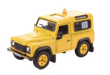 Land Rover Defender RAF Flight Safety