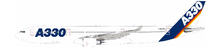 Airbus A330-300 F-WWKB House Colours With Stand