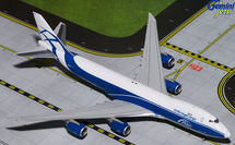 Air Bridge Cargo 747-8F, VQ-BRJ Gemini Diecast Display Model